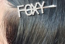 Photo of Foxy Locks Rhinestone Hair Clips Pack Review
