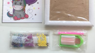 Photo of D.I.Y Crystal Art Kit Review