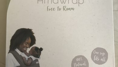 Photo of Amawrap Baby Wrap Review