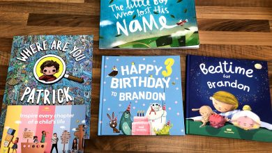 Photo of Wonderbly Personalised Books Review