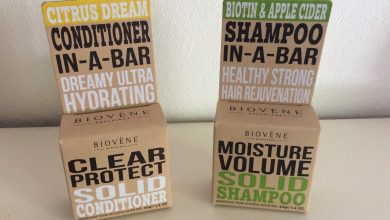 Photo of Biovène Barcelona Shampoo and Conditioning Bars Review
