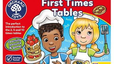 Photo of Orchard Toys First Times Tables Review