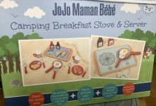 Photo of JoJo Maman Bebe Camping Breakfast Stove and Server Set Review