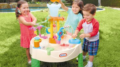 Photo of Little Tikes Fountain Factory Water Table Review