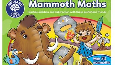 Photo of Orchard Toys Mammoth Maths Game Review
