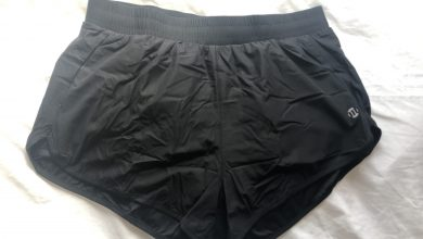 Photo of Modibodi Active Running Shorts Review