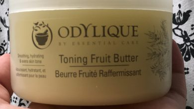 Photo of Odylique Toning Fruit Butter Review