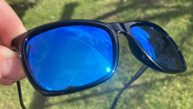 Photo of Layoner's Magnetic Blue Sunglasses – Staycation Cool Review