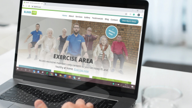 Photo of Elderfit classes Have Been Converted Into Online Videos Covering A Wide Range Of Techniques, Balance Sessions And High Energy Workouts That Offer A Challenge