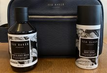 Photo of Ted Baker Bath and Body Washbag Gift Review