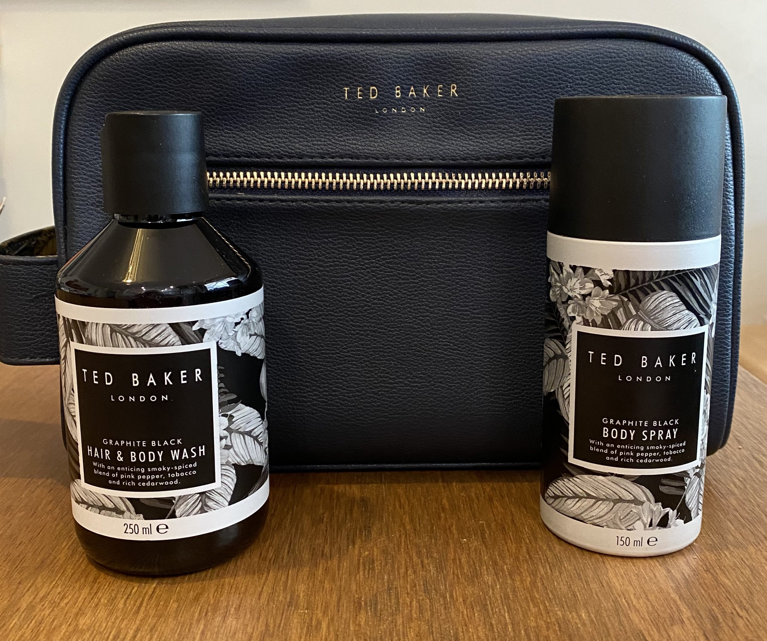 Ted Baker Bath and Body Washbag Gift Review – What's Good To Do