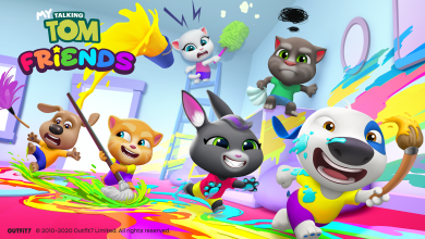Photo of There is so much to learn in the new 'My Talking Tom Friends' Virtual Pet Mobile Game