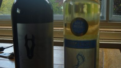 Photo of Barefoot Wine and Dark Horse Californian Wine Review