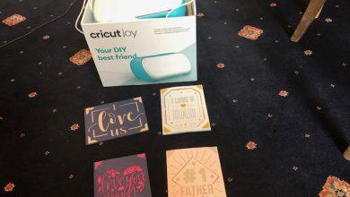 Photo of Cricut Joy  – Cricut Beginner Makes a Father's Day Card Video Review