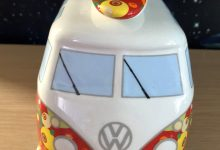 Photo of Redcandy Surfs Up VW Campervan Money Bank