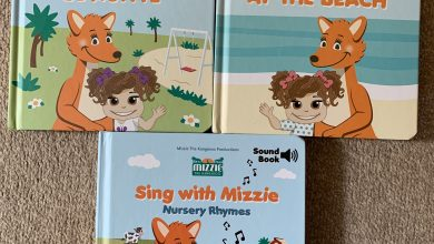 Photo of Mizzie The Kangaroo – Books Gift Set Review