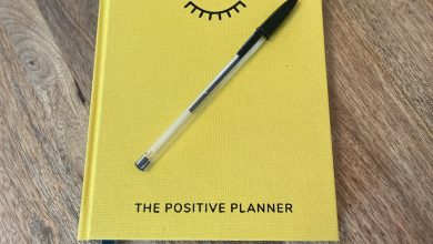 Photo of The Positive Planner Review