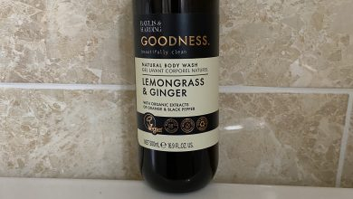 Photo of Bayliss And Harding Goodness Body Wash Review
