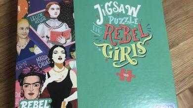 Photo of Gibson's rebel girls 100 Piece Jigsaw Review