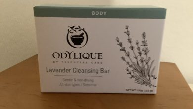 Photo of Odylique Lavender Cleansing Bar Review
