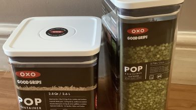 Photo of Oxo Pop Containers Review