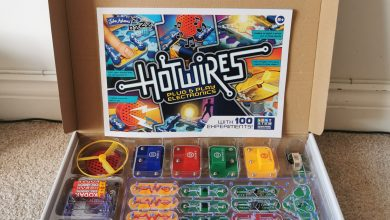 Photo of John Adams Hot Wires Review