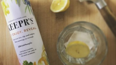 Photo of Keepr's Ultra Low Alcohol Gin And Tonic Flavoured Drink Review