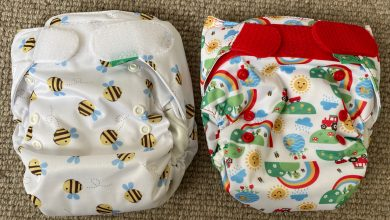 Photo of Frugi TotsBots EasiFit Nappy Review