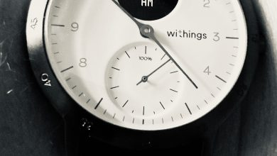 Photo of Withings Steel HR Smart Watch Review