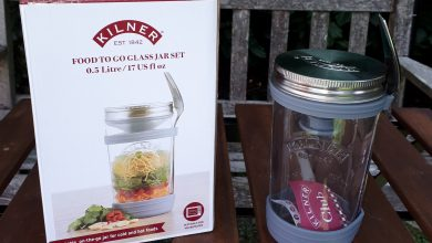 Photo of Kilner® All In 1 Food To Go Set Review
