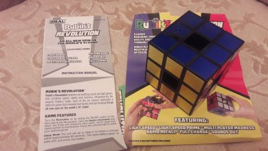 Photo of Rubik's Revolution Review