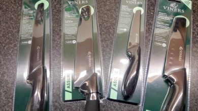 Photo of Viners Assure 4 Piece Knife Set Review
