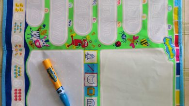 Photo of Tomy Aquadoodle Pro My ABC Doodle Review