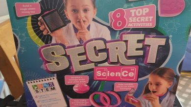 Photo of John Adams Secret Science Review