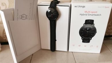 Photo of Withings Multi-sport Hybrid Smartwatch Review
