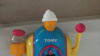 Photo of Tomy Toomies Foam Cone Factory Review
