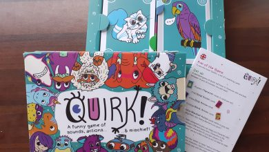 Photo of Quirk! Review