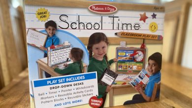 Photo of 'Melissa and Doug' Daily Calendar and Classroom Set Review