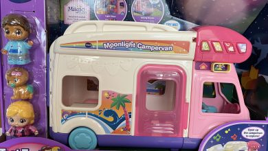 Photo of VTec Toot Toot Friends Moonlight Campervan Review