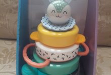 Photo of Taf Toys Hunny Bunny Stacker Review