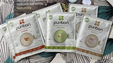 Photo of Purition vegan wholefood plant nutrition shakes Review