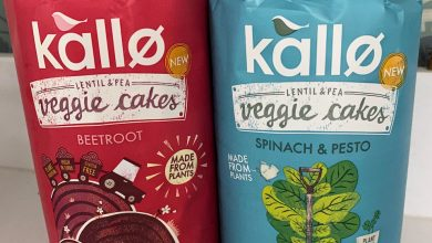 Photo of Kallo Veggie Cakes Review