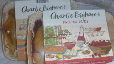 Photo of Charlie Bigham's Proper Puddings Review