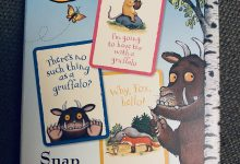 Photo of Zog Floor Puzzle and Gruffalo Snap Card Game Review