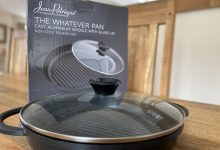 Photo of The 'Whatever Pan' by Professional Cookware Company 'Jean-Patrique' Review