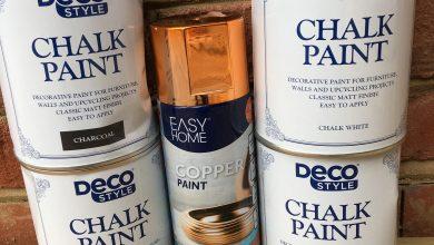 Photo of Aldi Chalk Paint Review