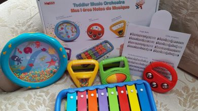 Photo of Halilit Toddler Music Orchestra Review