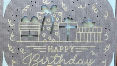 Photo of Cards on the Cricut Joy Review