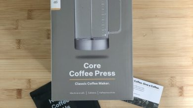 Photo of Barista and Co Core Coffee Press Review
