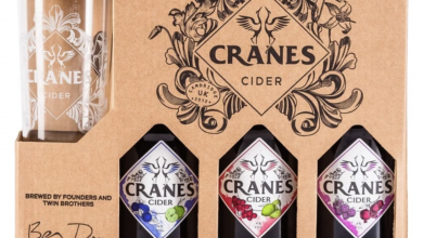 Photo of Cranes Cider Gift Set Review